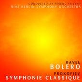 Bolero & Symphonie Classique by RIAS Symphony Orchestra Berlin