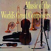 Music Of The World's Great Composers de Various Artists