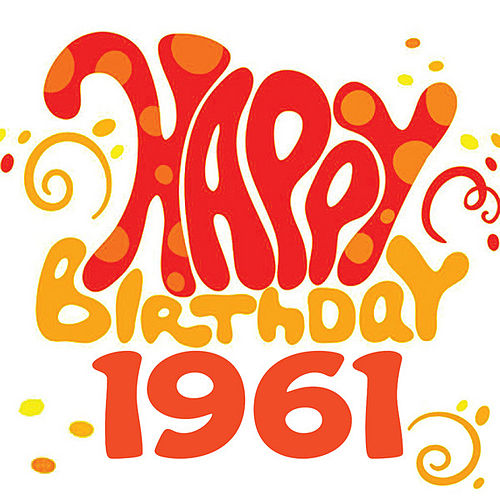 Happy Birthday 1961 by Various Artists
