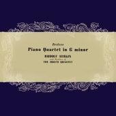 Johannes Brahms Piano Quartet No. 1 von Rudolf Serkin