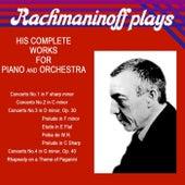 Rachmaninoff Plays von Sergei Rachmaninoff