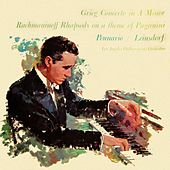 Grieg Concerto In A Minor by Los Angeles Philharmonic Orchestra