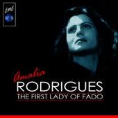 First Lady of Fado de Amalia Rodrigues