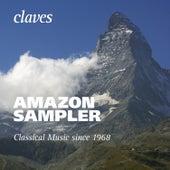 Claves Amazon Sampler: Classical Music since 1968 de Various Artists