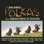 Bailando Polkas de Mariachi Vargas de Tecalitlan