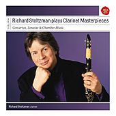 Richard Stoltzman plays Clarinet Concertos, Sonatas and Chamber Music de Richard Stoltzman