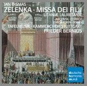 Zelenka: Missa Dei Filii/Litaniae Lauretanae by Frieder Bernius
