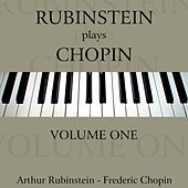 Rubinstein Plays Chopin Volume 1 de Arthur Rubinstein