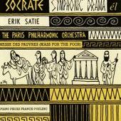 Socrate - Messe Des Pauvres - Poulenc Piano Pieces de Erik Satie