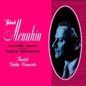 Bartok Concerto For Violin & Orchestra by Wilhelm Furtwängler