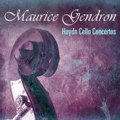 Haydn Cello Concertos von Maurice Gendron