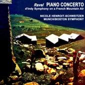 Ravel Piano Concerto von Boston Symphony Orchestra