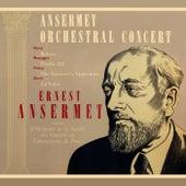 Orchestral Concert von L'Orchestre de la Societe des Concerts du Conservatoire de Paris