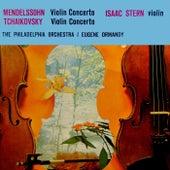 Mendelssohn & Tchaikovsky Volin Concertos by Isaac Stern