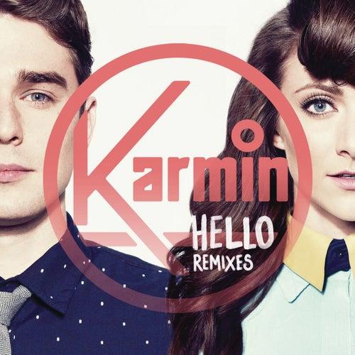Hello - Remixes by Karmin