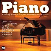 Piano: Relaxing Piano Music and Ultimate Piano Classics de Relaxing Piano Music