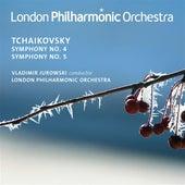 Tchaikovsky: Symphony Nos. 4 & 5 by London Philharmonic Orchestra