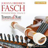 Fasch: Orchestral Works, Vol. 3 de Various Artists