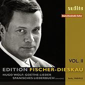 Dietrich Fischer-Dieskau sings Hugo Wolf: Goethe-Lieder & Spanisches Liederbuch (RIAS studio recordings from 1948, 1949 & 1953, Berlin) von Dietrich Fischer-Dieskau