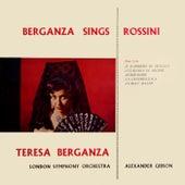 Berganza Sings Rossini von Teresa Berganza