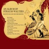 An Album Of Strauss Waltzes von Mantovani & His Orchestra