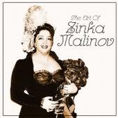 The Art Of Zinka Malinov von Zinka Milanov