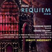 Faure: Requiem de L'Orchestre de la Suisse Romande