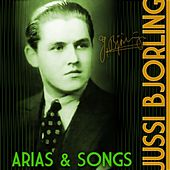 Arias & Songs by Jussi Bjorling