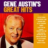 Gene Austin's Greatest Hits by Gene Austin
