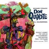 Don Quixote & Till Eulenspiegel von Berlin Philharmonic Orchestra