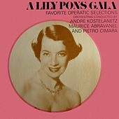 A Lily Pons Gala de Lily Pons