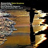 Debussy La Mer von Boston Symphony Orchestra