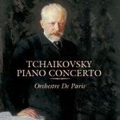 Tchaikovsky Piano Concerto de Orchestre de Paris