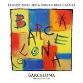 Barcelona (Special Edition - Deluxe) de Freddie Mercury