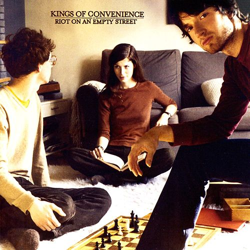 Riot On An Empty Street by Kings Of Convenience
