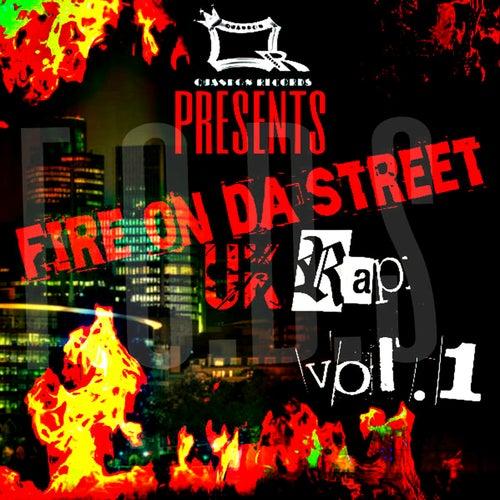 Fire On da Street UK Rap - Vol. 1 by Various Artists
