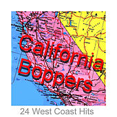 On the Road to California: The Boppers de Various Artists