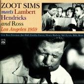 Zoot Sims Meets Lambert- Hendricks- Ross 1959 by Zoot Sims