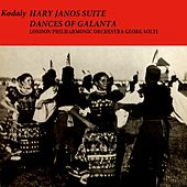 Hary Jones Suite/Dances Of Galanta de Georg Solti