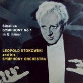 Sibelius: Symphony No. 1 de Leopold Stokowski
