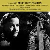 St. Matthew Passion de The Jacques Orchestra