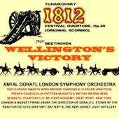 Tchaikovsky 1812 / Beethoven Wellington's Victory de London Symphony Orchestra