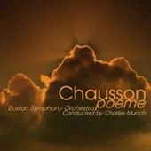 Chausson Poeme von Boston Symphony Orchestra