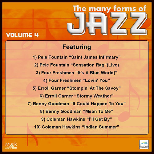 The Many Forms of Jazz, Vol. 4 by Various Artists