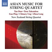 Asian Music for String Quartet by New Zealand String Quartet