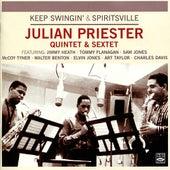Keep Swingin' & Spiritsville by Julian Priester