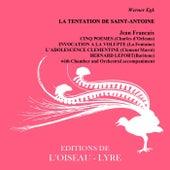 La Tentation De Saint-Antoine by Bernard Lefort