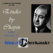 Etudes By Chopin von Shura Cherkassky
