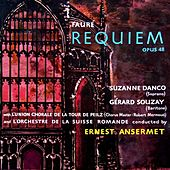 Faure Requiem de Suzanne Danco