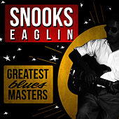 Greatest Blues Masters by Snooks Eaglin